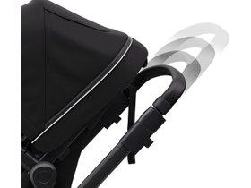 Детская коляска с люлькой Thule Sleek (Midnight Black on Black) 280x210 - Фото 9