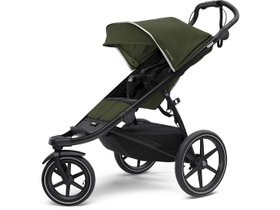 Детская коляска Thule Urban Glide 2 (Cypress Green on Black)