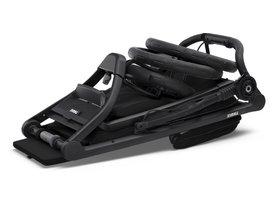 Детская коляска Thule Urban Glide 2 (Black on Black) 280x210 - Фото 4