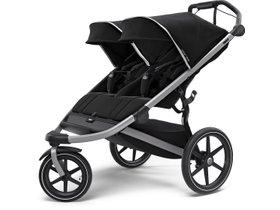 Детская коляска Thule Urban Glide2 Double (Black) 280x210 - Фото
