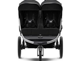 Детская коляска Thule Urban Glide2 Double (Black) 280x210 - Фото 3