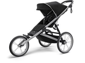 Детская коляска Thule Glide 2 (Jet Black) 280x210 - Фото