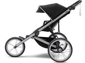 Детская коляска Thule Glide 2 (Jet Black) 280x210 - Фото 2