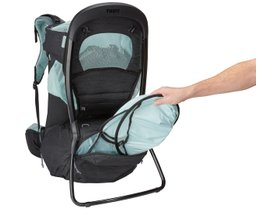 Рюкзак-переноска Thule Sapling Child Carrier (Black) 280x210 - Фото 14