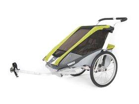 Детская коляска Thule Chariot Cougar 2 (Avocado) 280x210 - Фото
