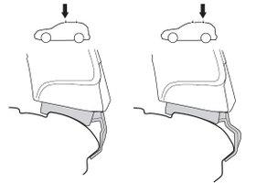 Монтажный комплект Thule 1573 для Suzuki Wagon R (mkIV-mkV) 2008-2017 280x210 - Фото 2