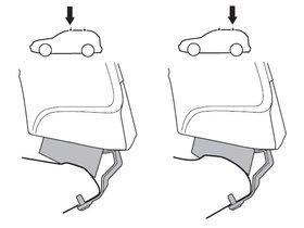 Монтажный комплект Thule 1713 для Skoda Rapid (лифтбэк)(mkI); Seat Toledo (mkIV) 2012-2019 280x210 - Фото 2