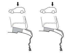 Монтажный комплект Thule 1714 для Chevrolet Colorado; GMC Canyon (mkII) 2015→; Isuzu D-Max (mkII) 2012→ 280x210 - Фото 2