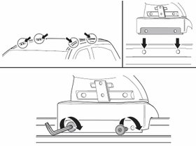 Монтажный комплект Thule 3160 для Mazda CX-9 (mkII) 2016→ 280x210 - Фото 2