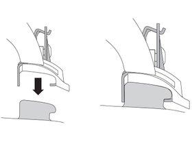 Монтажний комплект Thule 4032 для Opel/Vauxhall Mokka/Mokka X; Buick Encore (mkI) 2013→ 280x210 - Фото 2