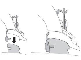 Монтажный комплект Thule 4044 для Honda Civic (mkIX)(универсал) 2014→ 280x210 - Фото 2