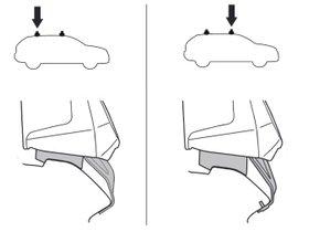 Монтажный комплект Thule 5138 для Seat Leon (mkII) 2005-2012 280x210 - Фото 2