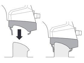 Монтажный комплект Thule 6021 для Seat Altea (Freetrack & XL)(mkI) 2006-2014; Leon ST/X-perience (универсал)(mkIII) 2014→; Ibiza ST (универсал)(mkII) 2010-2017 280x210 - Фото 2