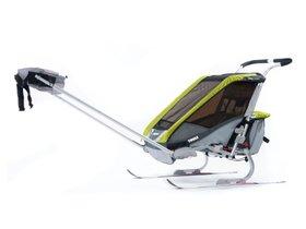 Детская коляска Thule Chariot Cougar 2 (Avocado) 280x210 - Фото 5