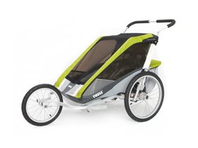Детская коляска Thule Chariot Cougar 2 (Avocado) 280x210 - Фото 3