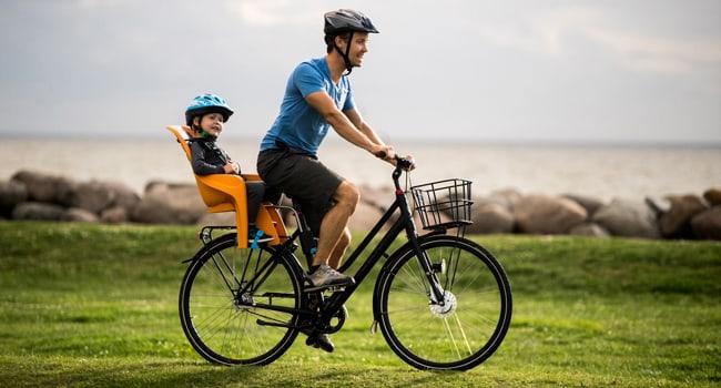Велосипедные кресла